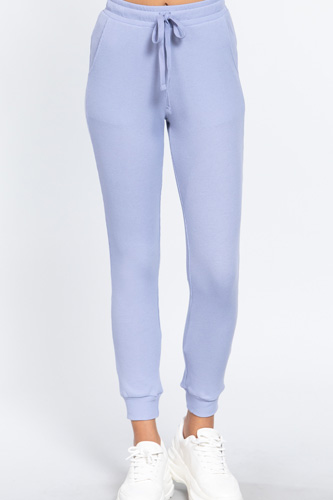 Waist Band Side Pocket Thermal Pants